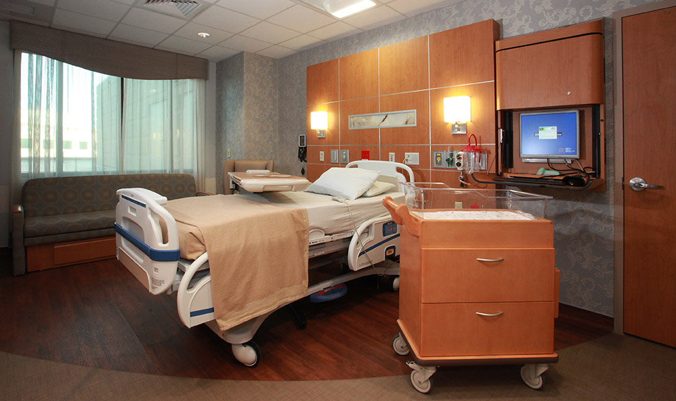 The Women's Hospital at Sky Ridge Suite