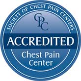 Society of Chest Pain Centers Accredited Chest Pain Center