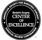 Bariatric Surgery Center of Excellence Seal